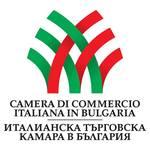 logo camera di commercio italiana in bulgaria