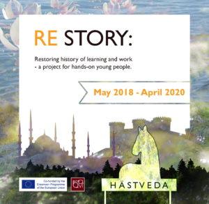 """EVS """"Restory"""" - Svezia"""
