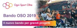 Bando OSO 2019