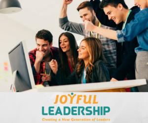Corso gratuito JOYFUL LEADERSHIP