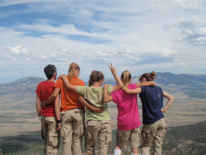V International training: An Experiential approach to Wilderness Therapy