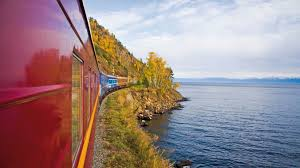 Another Extraordinary Educational Adventure. Trans-Siberian