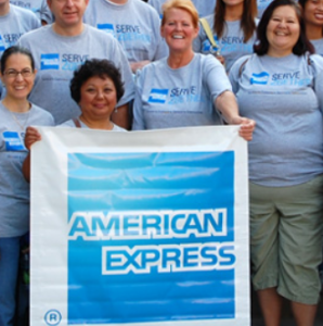 American Express CSR Program