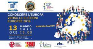 Conoscere l'Europa - Verso le elezioni europee