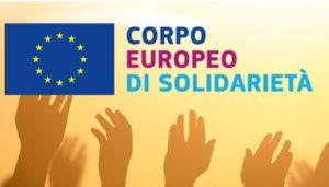 Corpo europeo di solidarietà – Progetti di tirocinio e di lavoro – terza scadenza 2019