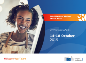 "European Vocational Skills Week: ""VET for All - Skills for Life"""