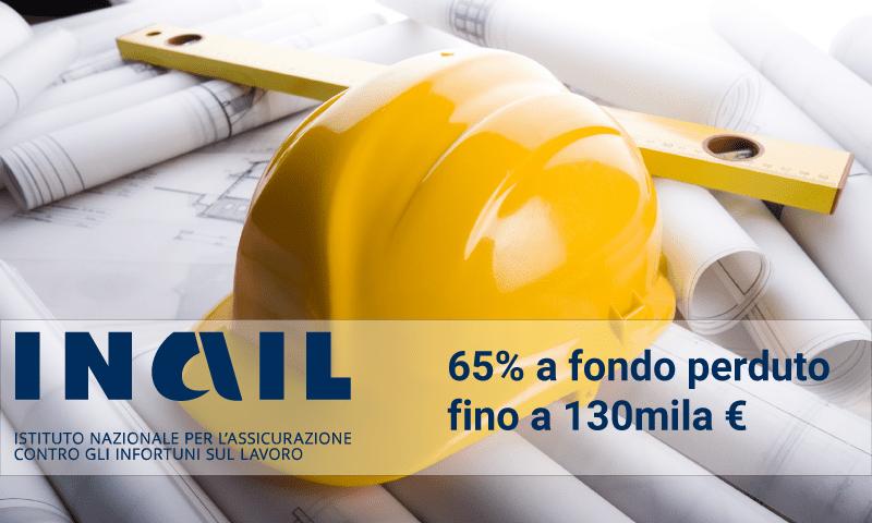 Bando ISI INAIL 2020: 211 mln per investire sulla sicurezza dei lavoratori